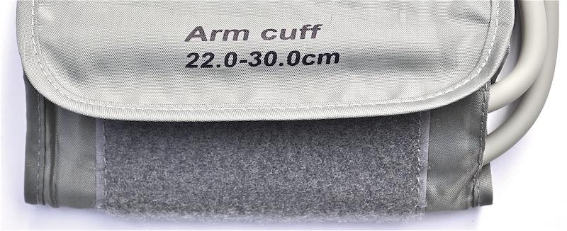 Blood pressure machine cuff Andon