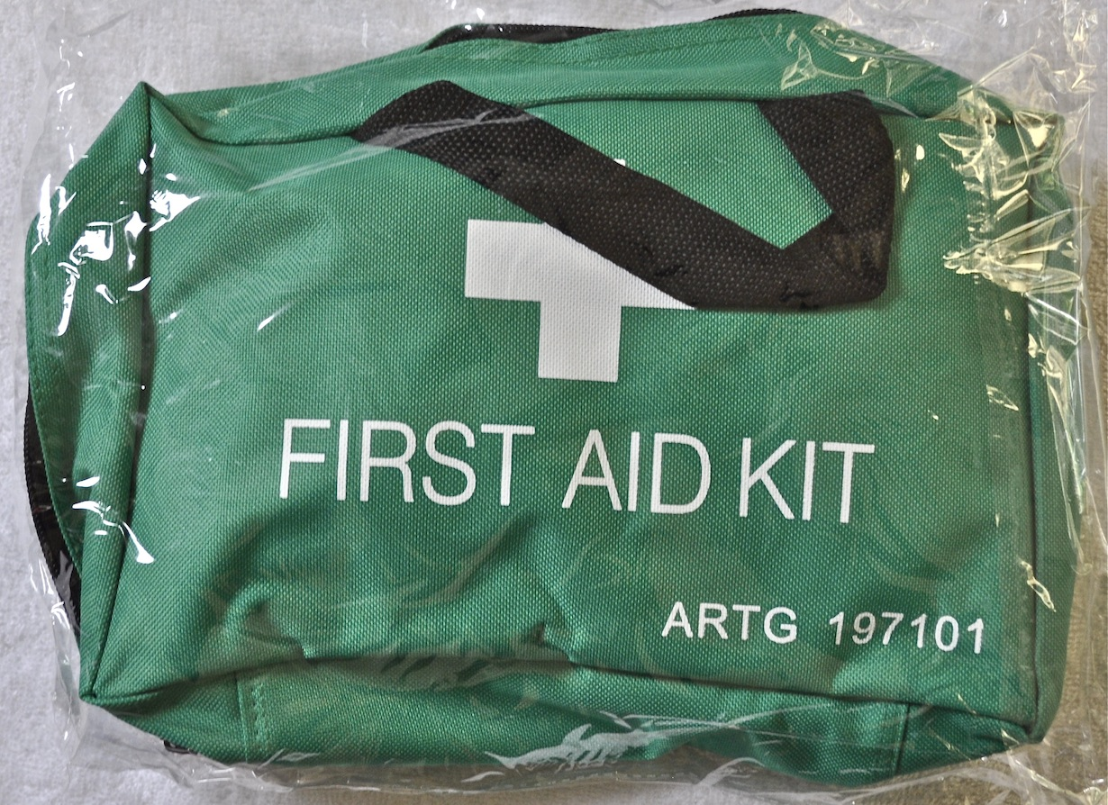 First AID Kit 80 + bag