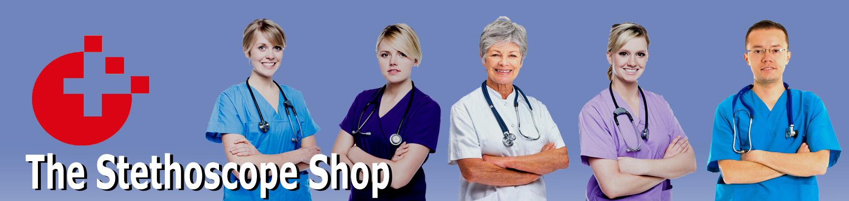 The Stethoscope Shop logo