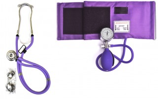 Sphygmomanometer set