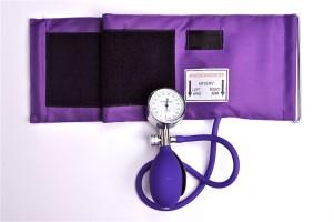 purple sphygmo