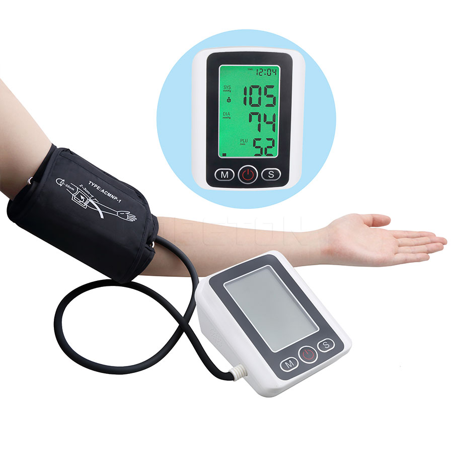 automatic blood pressure monitor machine
