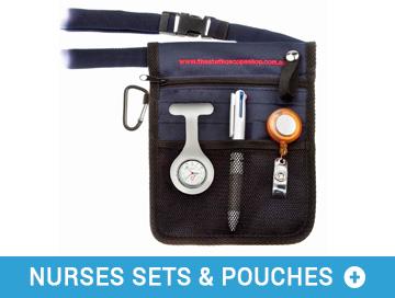pouch watch set