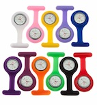 silicone fob watch colours