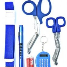nurse set blue