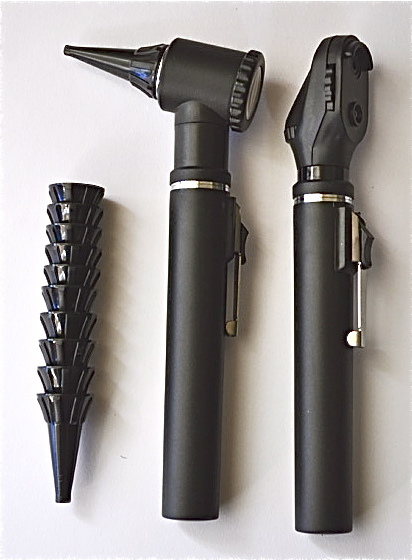 Otoscope Ophthalmoscope set