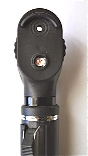 Otoscope Ophthalmoscope set