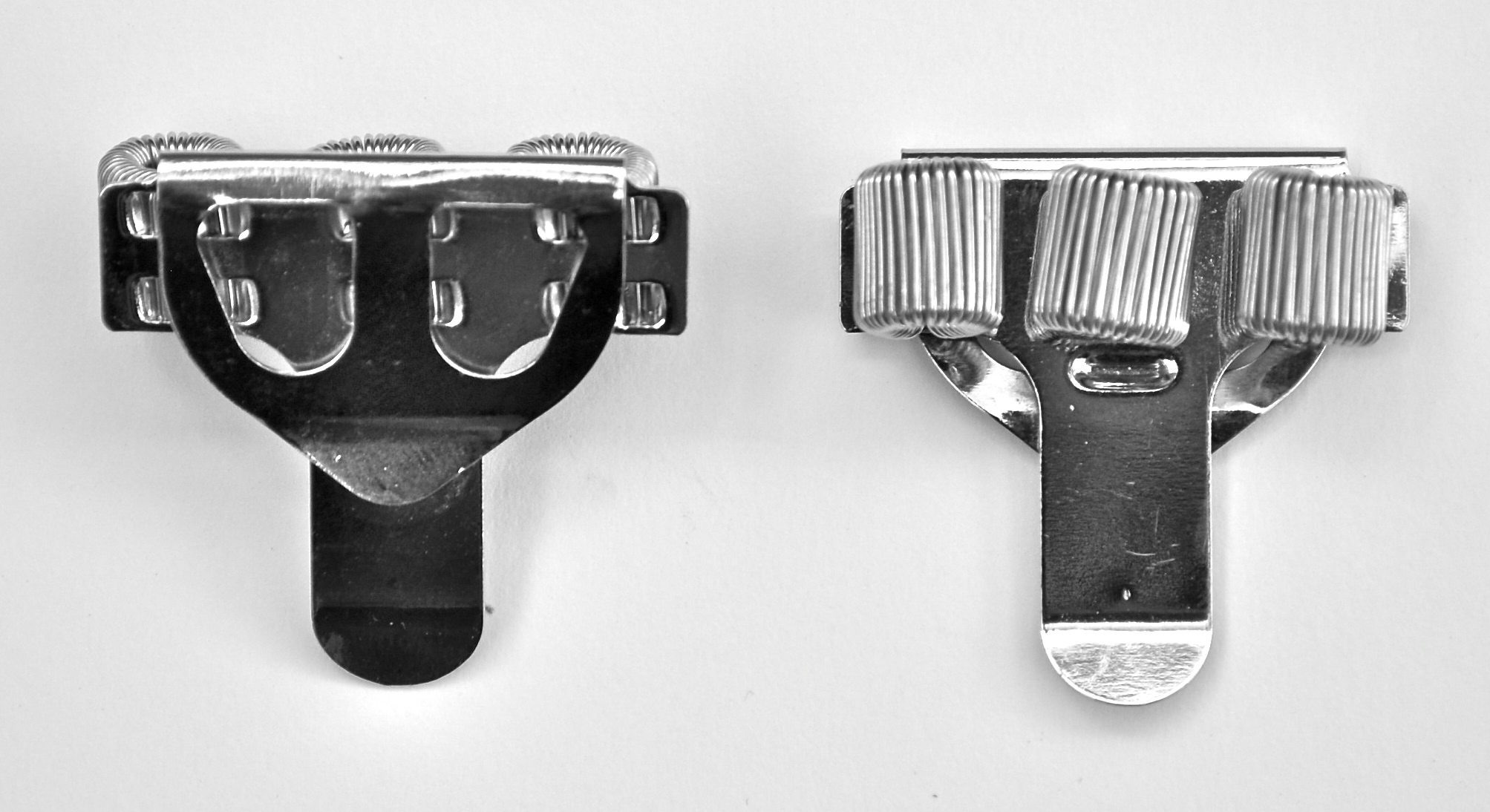 stainless steel pen clip