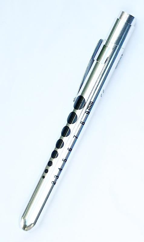 silver neuro penlight
